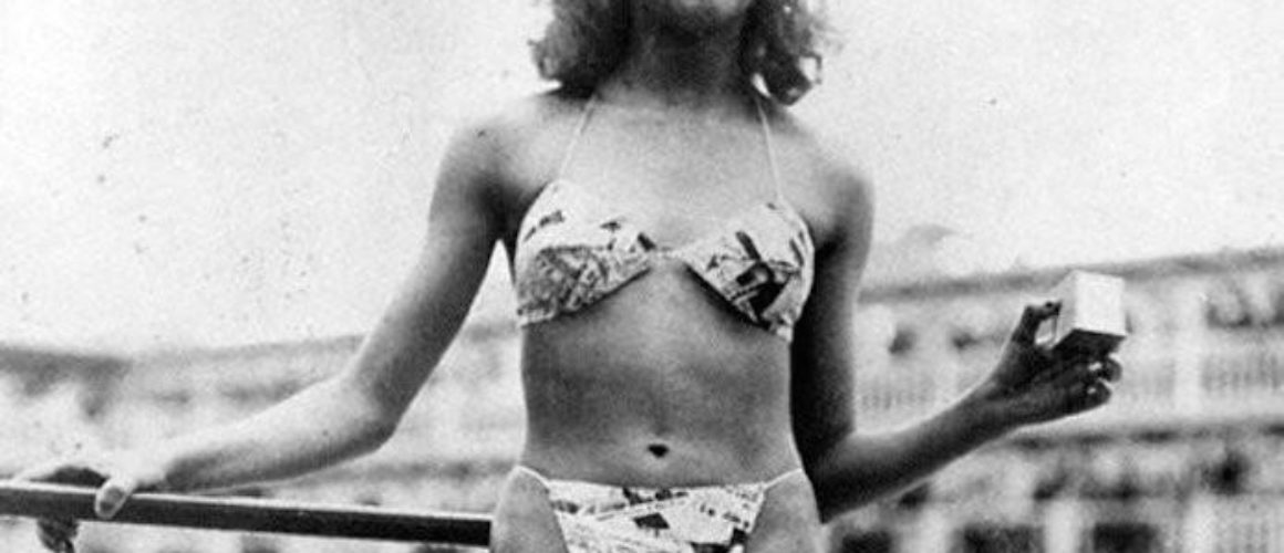 Babes Bearing Skin | A History of the The Bikini Revolution