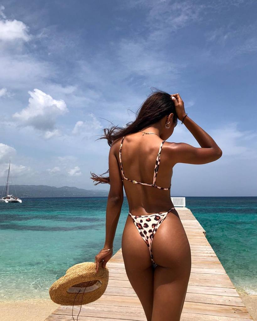 Girls in bikinis with stretch marks Exclusive Interview With The Model Who Is Normalizing Stretch Marks On Instagram Key Swimwear Luxury Bikinis Sustainable Swimwear Designed In Texas
