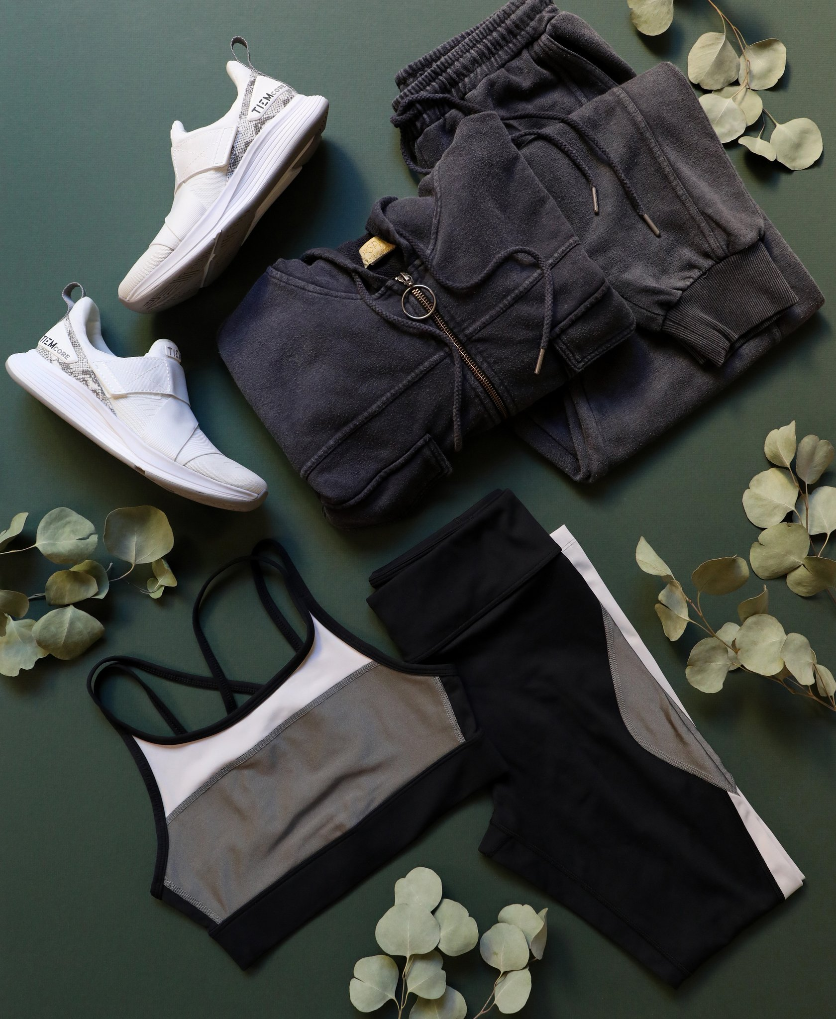 LSpace Giveaway with Alala and Tiem Athletic