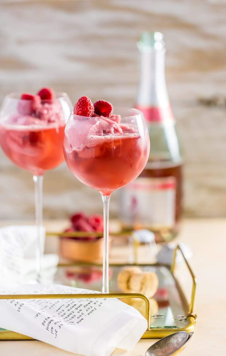 Galentine's Day cocktail recipe