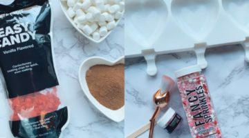 How To Make Hot Cocoa Bombs with Shelly Bella