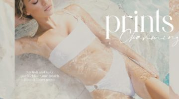 Bridal Swimsuit Guide: Our Favorite White Swimsuits for the Bride-To-Be