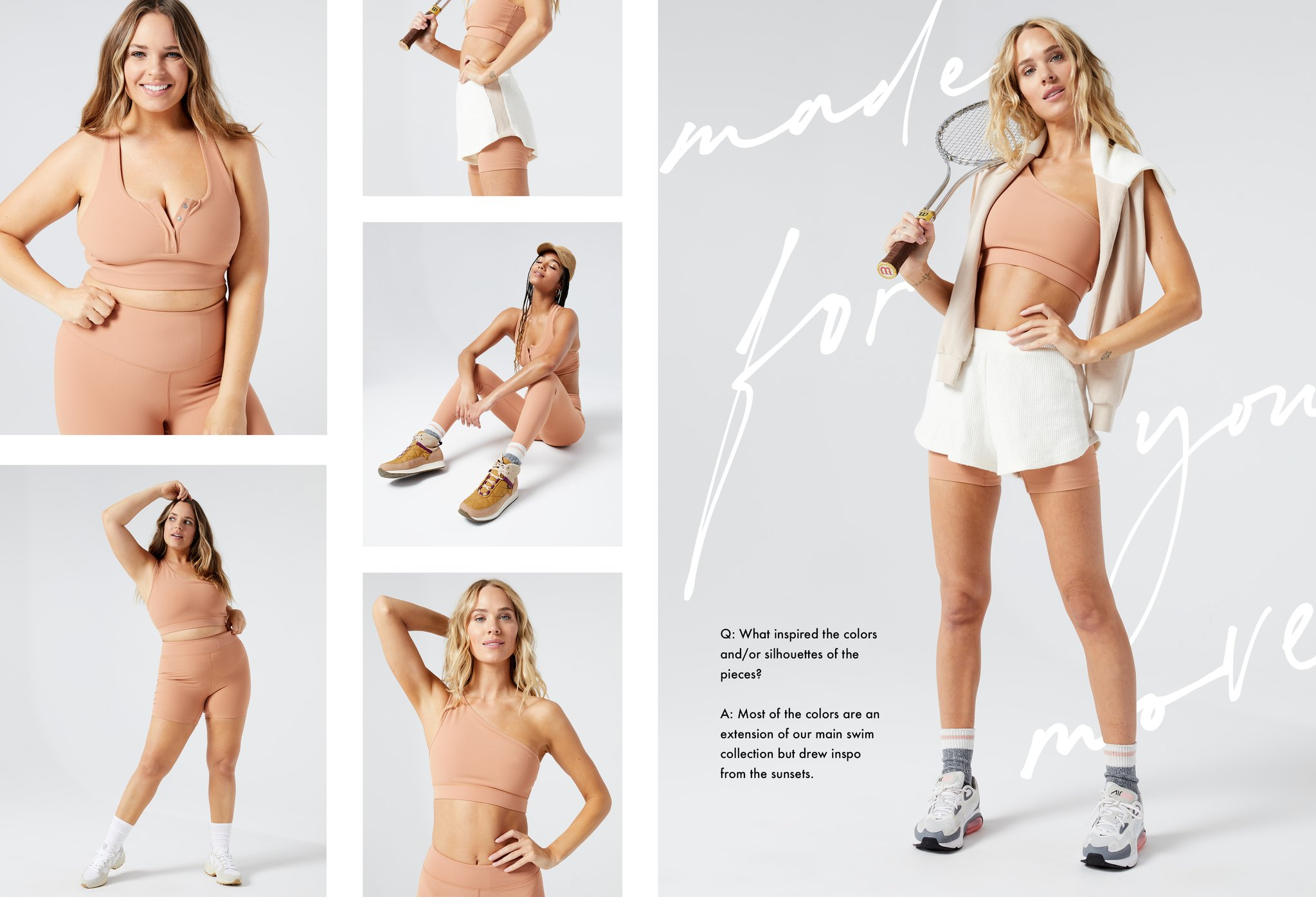 lspace activewear infographic