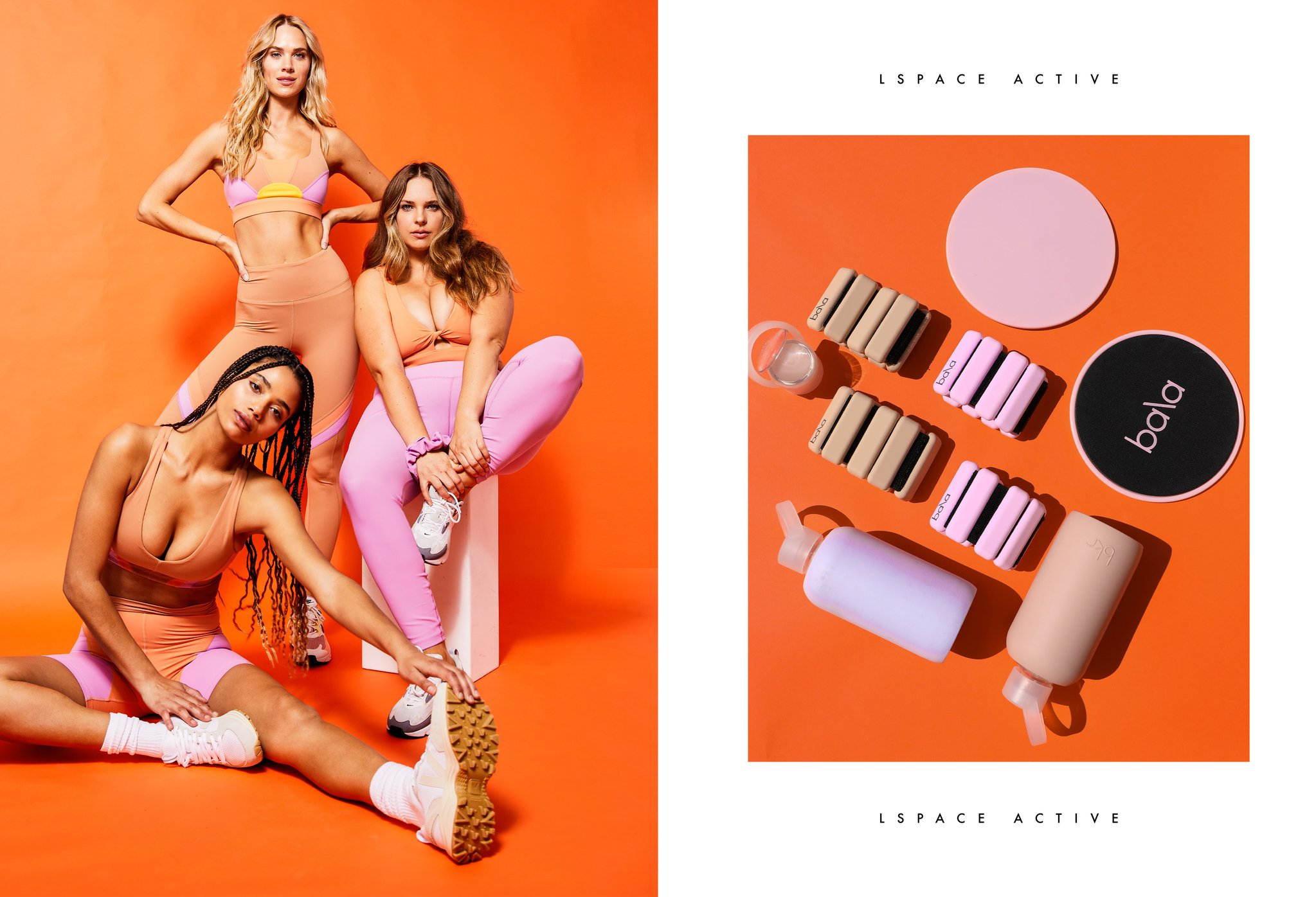 lspace collage activewear